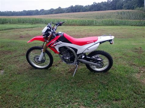 2013 Honda Crf250l Enduro Dual Sport Motorcycle For Sale