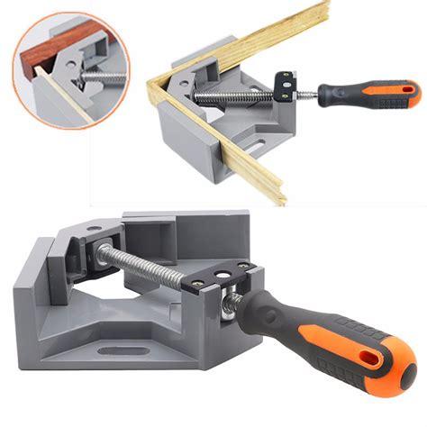 corner clamp angle vise  angle great diy home handle tool  aluminum alloy corner clamp