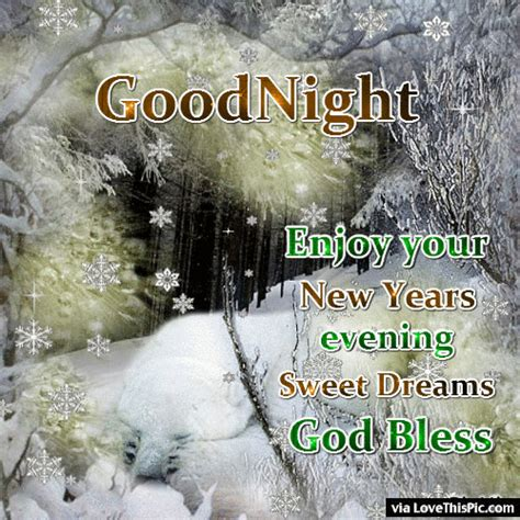 good night enjoy   years evening pictures