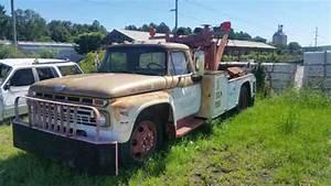 Ford F600  1966    Heavy Duty Trucks