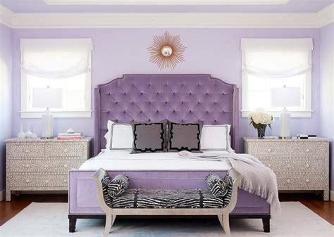 purple bedrooms tips  decorating ideas