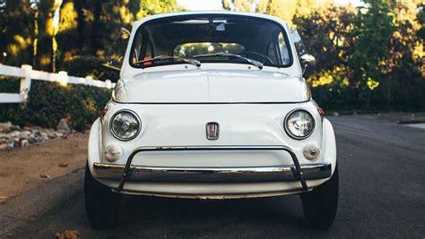 Ebay Fiat by Une Magnifique Fiat 500 De 1971 Est Disponible Sur Ebay