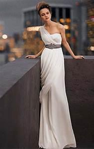wedding dress vera lovely greek goddess dress greek With greek goddess wedding dress