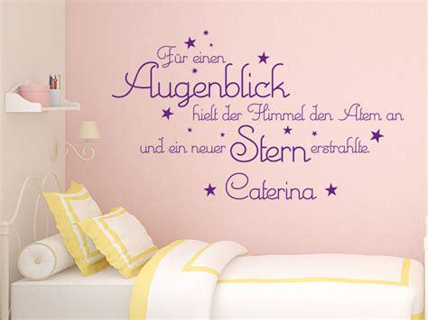 Wandtattoo Kinderzimmer Himmel by Wandtattoos F 252 R Einen Augenblick Hielt Der Himmel Wandtattoo
