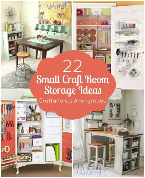 Do You Have A Tiny Space But Lots Of Stuff? Maybe You're