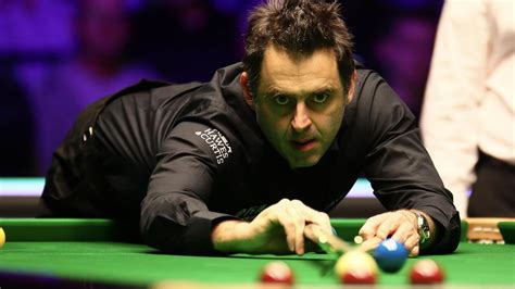 Northern Ireland Open snooker 2020 – Ronnie O'Sullivan ...