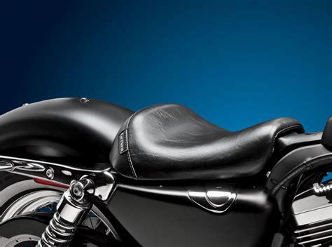 Le Pera Bare Bones Solo Seat Lk-006 For Sportster 48 & 72
