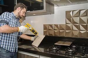 Fliesen Für Küche : r ckwand der k che fliesen so wird 39 s gemacht ~ Orissabook.com Haus und Dekorationen