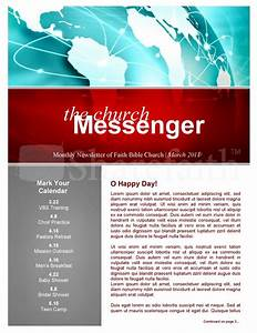 missions church newsletter template template newsletter With missionary newsletter templates