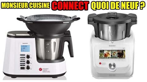Monsieur Cuisine Connect Quoi De Neuf ? Plus What's New