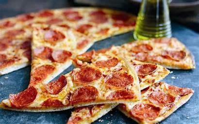 Pizza Salami Px Wallpapers Wallhere