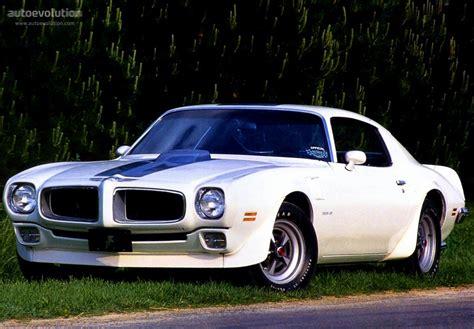 Pontiac Firebird Specs & Photos