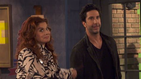 'Will & Grace': First Look at David Schwimmer as Grace's ...