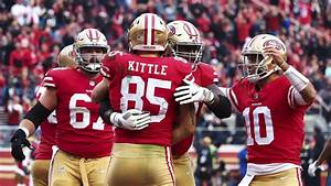 George Kittle Tweeted At Antonio Brown On A Dare From