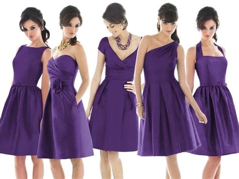 ideas  purple bridesmaid dresses  pinterest
