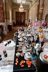 Maison Du Mariage : shooting inspiration mariage baroque rock mon blog ~ Voncanada.com Idées de Décoration