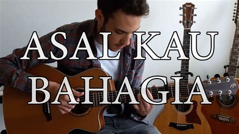 armada asal kau bahagia fingerstyle guitar cover  tabs youtube