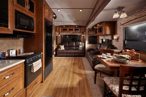 5th Wheel Cers With Front Living Rooms by 5th Wheel Trailers With Front Living Rooms 2017 2018