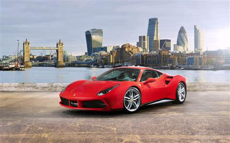 ferrari supercar best supercar ferrari 488 2017 wallpaper 43386 wallpaper