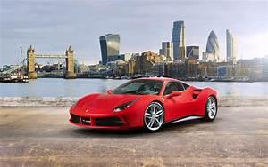 Ferrari 488 GTB HD Wallpapers Full HD Pictures