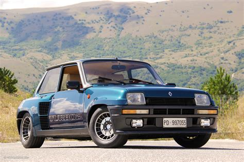 renault 5 turbo photography by davide cironi