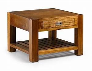 Table De Salon Bois : table bois salon ~ Teatrodelosmanantiales.com Idées de Décoration