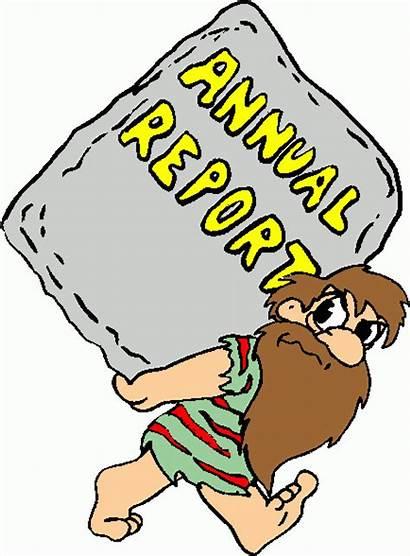 Clipart Clip Report Reports Financial Cliparts Annual