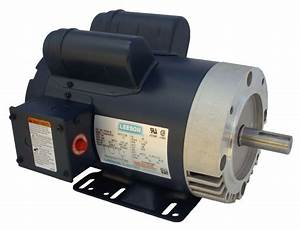 5 Hp 3450 Rpm 145tc 230v Woodworkers Dust Collector Electric Motor   120554c 689848389500