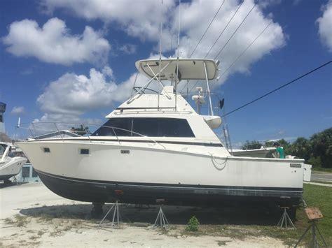 Boat Transport Punta Gorda Fl by 1984 Bertram 38 Convertible Iii Power Boat For Sale