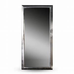 Großer Spiegel Silber : gro er spiegel eleganza wandspiegel silber 190 x 90 cm ~ Whattoseeinmadrid.com Haus und Dekorationen