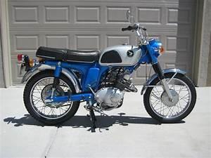 Honda 125 Twin : 1968 honda cl125a 125cc twin with 4spd transmission ~ Melissatoandfro.com Idées de Décoration