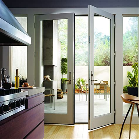 hinged patio doors and hinged patio doors clevernest
