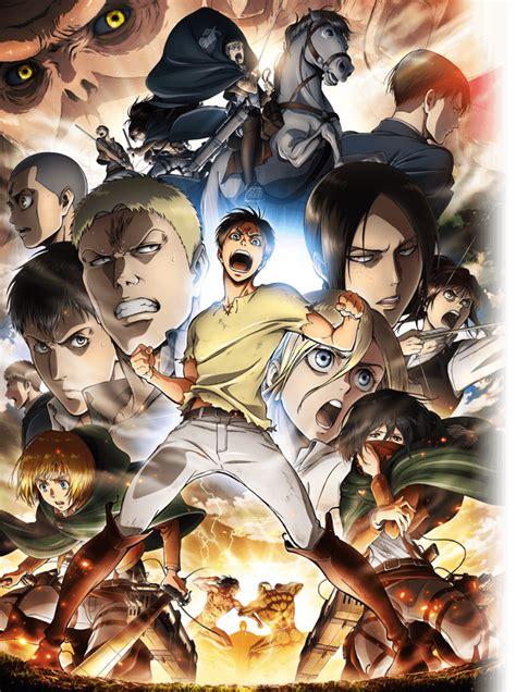 shingeki  kyojin season   dd  estrenos anime