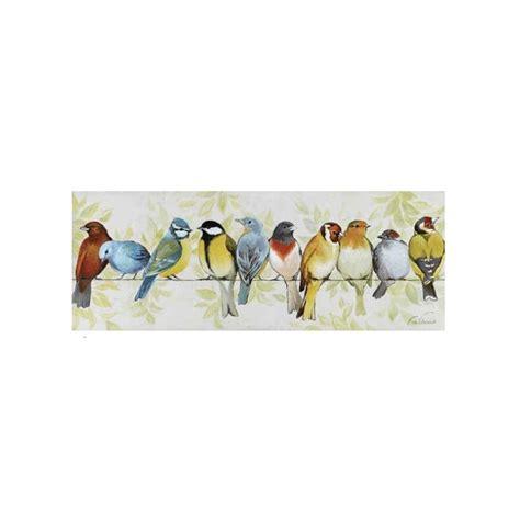 tableau imprime sur toile tableau conference des oiseaux imprim 233 sur toile et retouch 233 a la