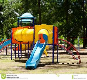 Children Playground Equipment. Royalty-Free Stock Photo ...