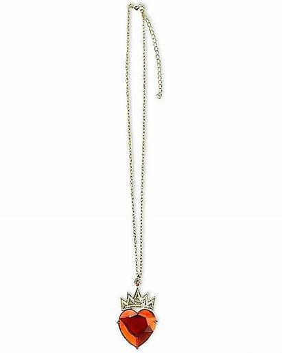 Evie Descendants Necklace Spirithalloween Jewelry Disney