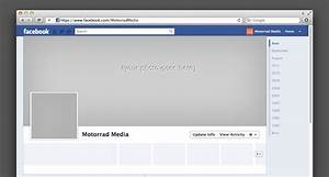 facebook page template e commercewordpress With facebook company page template