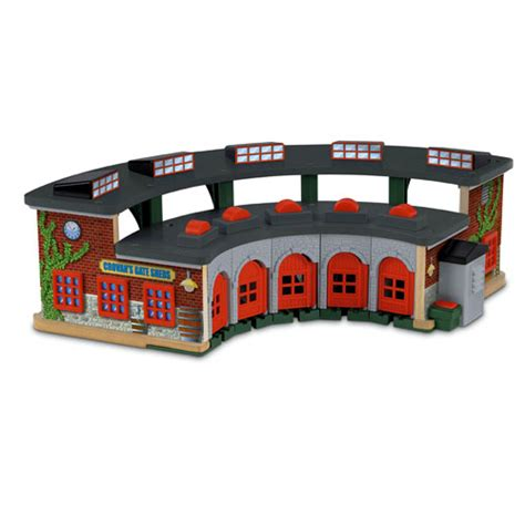 100 tidmouth sheds wooden roundhouse 100 tidmouth