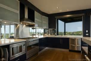 modern kitchen remodeling ideas modern blue kitchen cabinets pictures design ideas