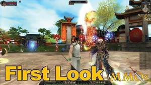 Silkroad Online Gameplay First Look - Mmos Com