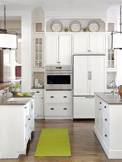 25 best ideas about decorating above kitchen cabinets on