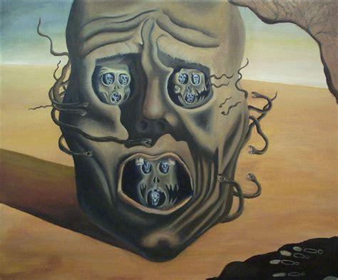 Replication Of Salvador Dali\'s