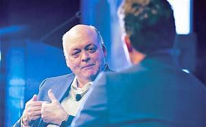 Jim Hackett is urging Ford to think, act in new ways