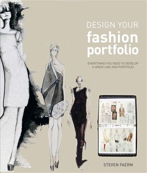 design  fashion portfolio steven faerm ac black