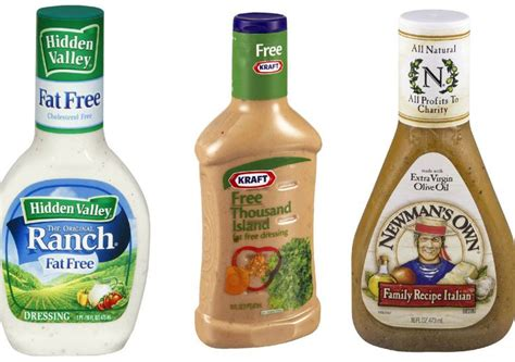 salad dressing the best and worst store bought salad dressing dressing weight loss tips and the o jays