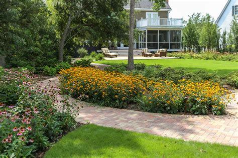 Backyard Gardens Ideas by 12 Beautiful Brick Walkway Ideas Hgtv S Decorating
