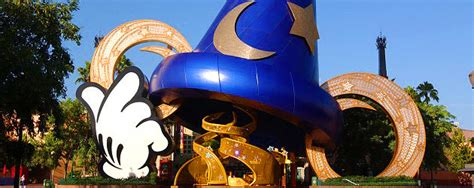sorcerer hat to be removed at disney 39 s hollywood studios as walt disney world prepares park