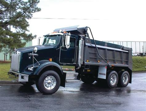 kenworth truck company kenworth truck company heil dump body option in truck and