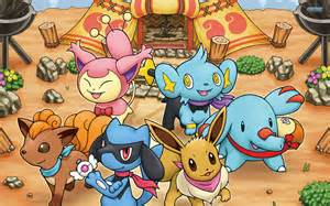 have you played pokemon mystery dungeon
