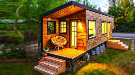 Top 5 Charming Tiny House Design
